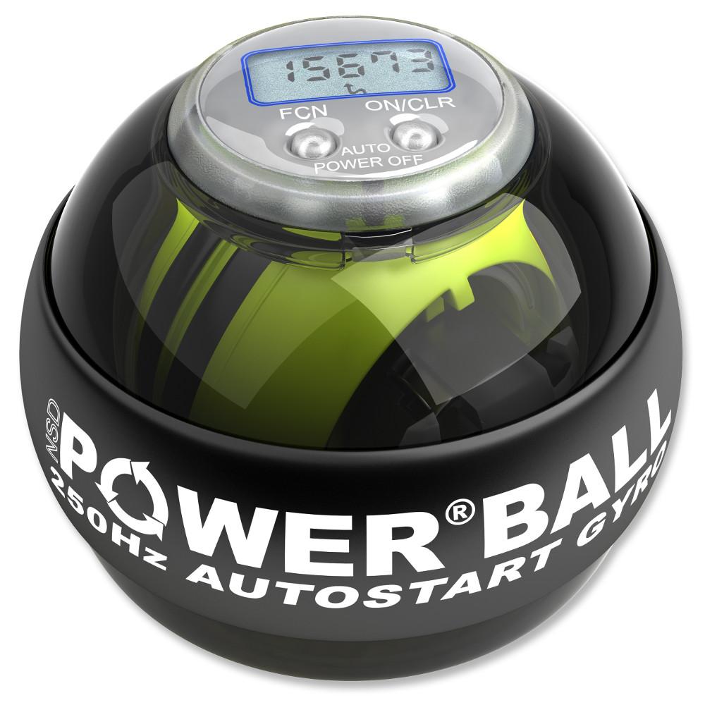 Тренажер кистевой Powerball 250 Hz Autostart Pro PB-688AC Black