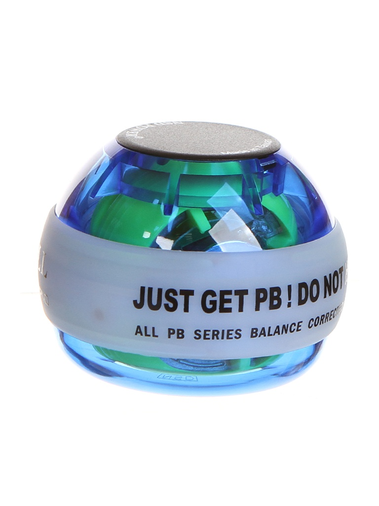Тренажер кистевой Powerball 250 Hz Neon PB-688L Blue