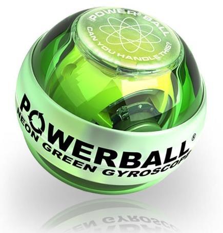 цена на Тренажер кистевой Powerball 250 Hz Neon PB-688L Green