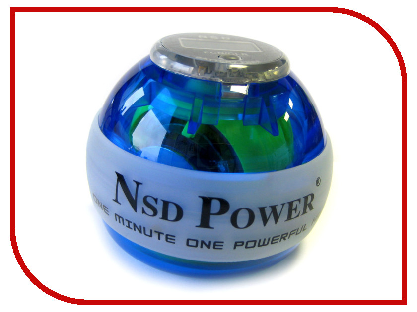 Тренажер кистевой Powerball 250 Hz Neon Pro PB-688LC Blue тренажер кистевой nsd power powerball autostart multi light pro