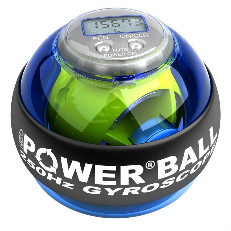 Тренажер кистевой Powerball 250 Hz Pro PB-688C Blue
