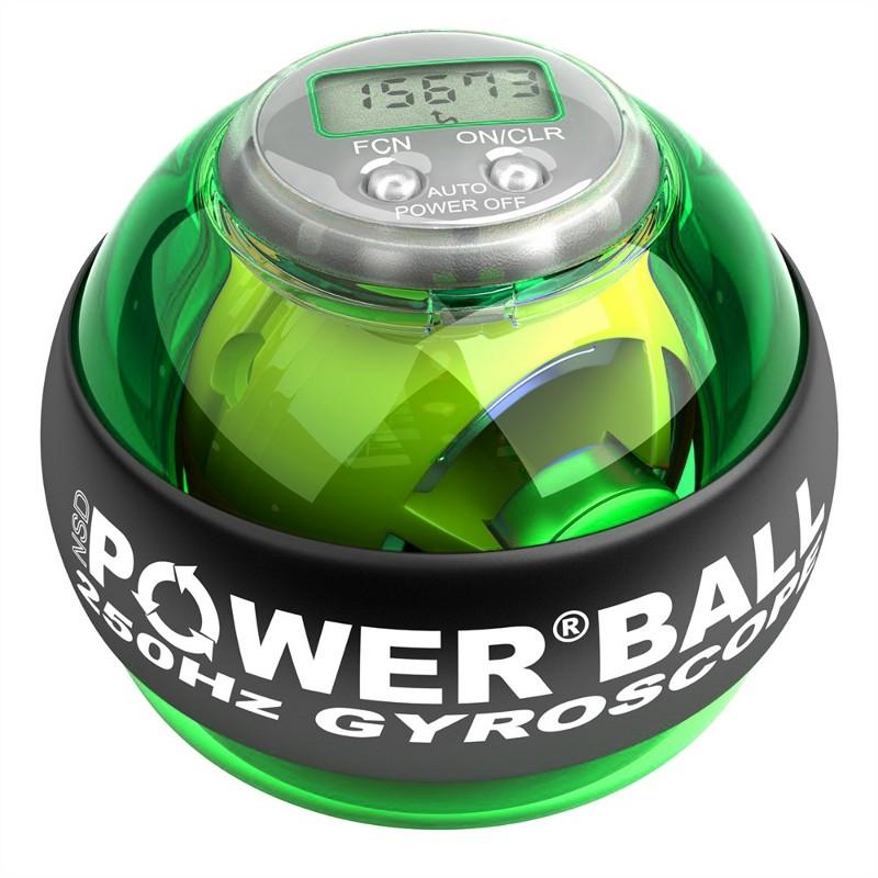Тренажер кистевой Powerball 250 Hz Pro PB-688C Green