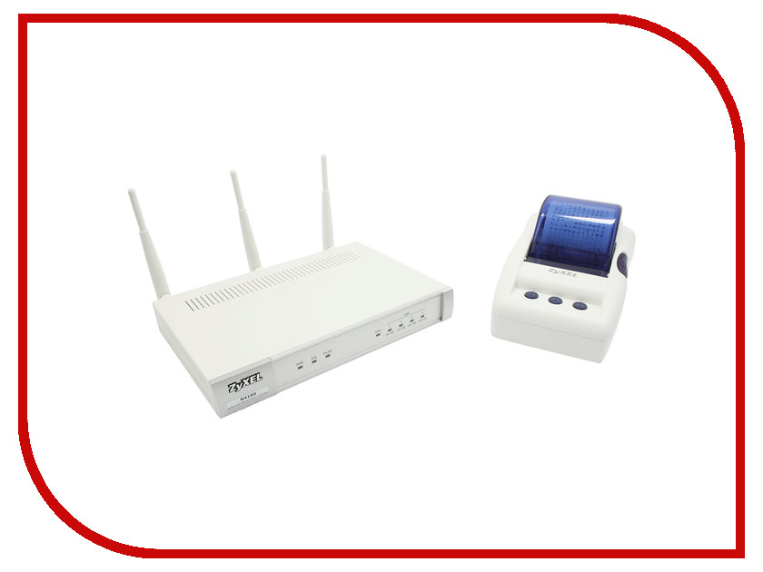 Wi-Fi роутер ZyXEL N4100