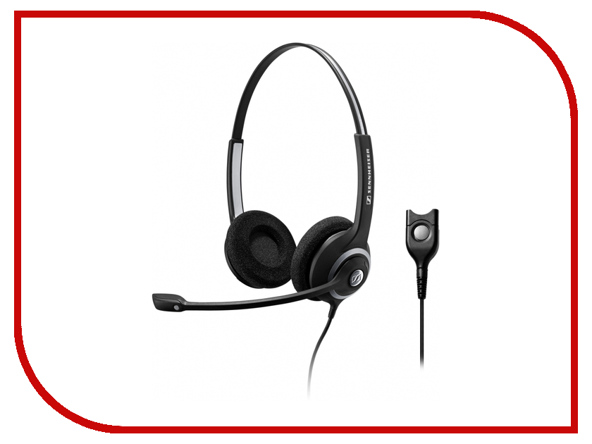 Гарнитура Sennheiser SC 260 Easy Disconnect<br>