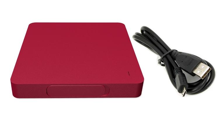 Аккумулятор Calibre Ultra Go MINI 3500 mAh Red FUMI035R3