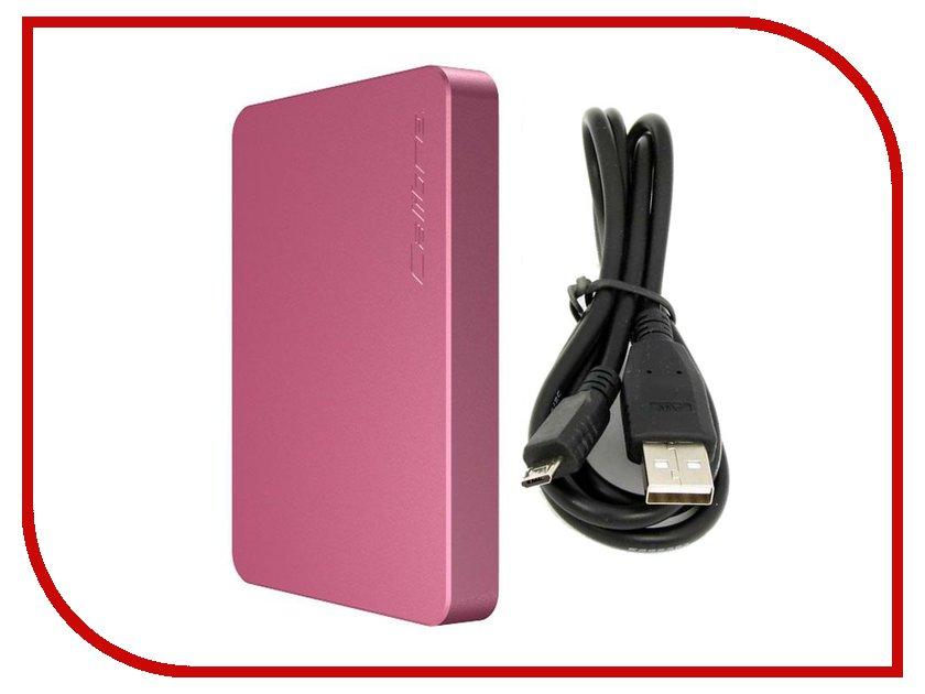 Аккумулятор Calibre Ultra Go NANO 2500 mAh Pink FUNA025P1<br>