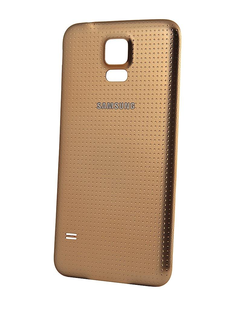 Аксессуар Крышка задняя Samsung GT-i900F Galaxy S5 EF-OG900SFEGRU Gold