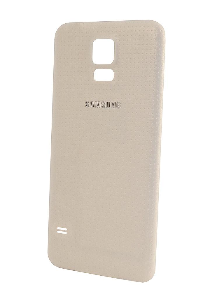 Аксессуар Крышка задняя Samsung GT-i900F Galaxy S5 EF-OG900SWEGRU White