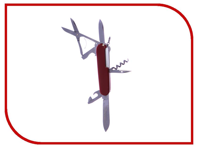 Мультитул Нож Victorinox Climber 1.3703.T2 Translucent Blue
