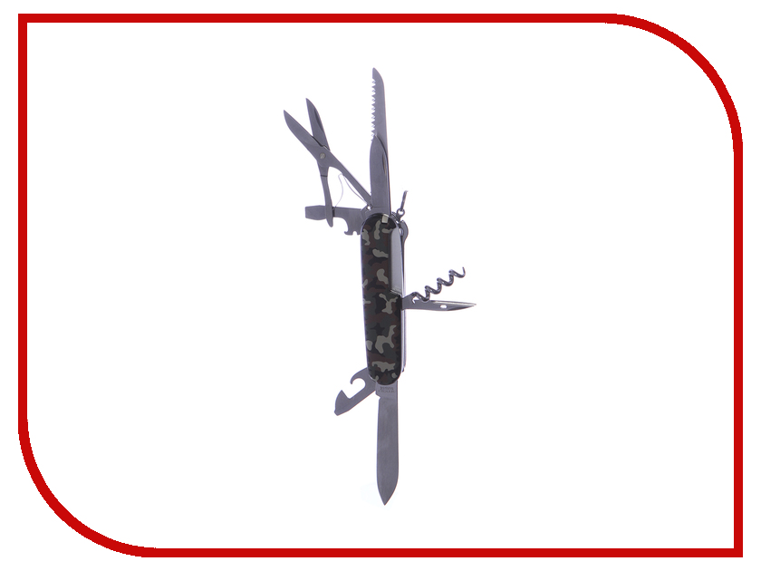 Мультитул Нож Victorinox Huntsman 1.3713.94 Camouflage