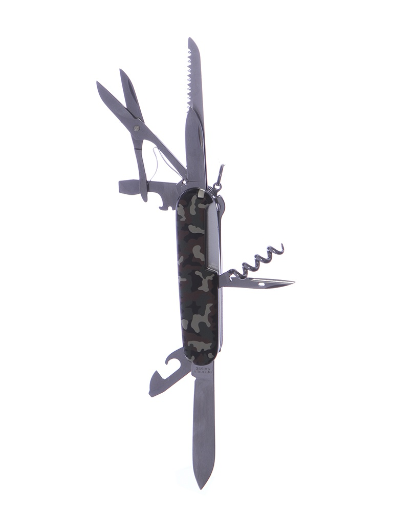 Мультитул Victorinox Huntsman 1.3713.94 Camouflage