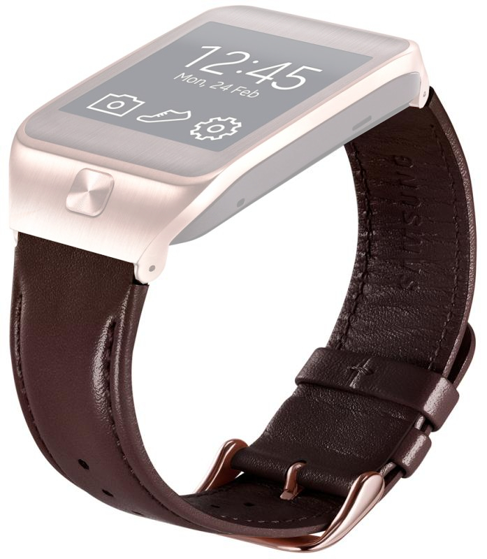 Умные часы Samsung ET-SR380LDEGRU для Gear 2 / Gear 2 Neo