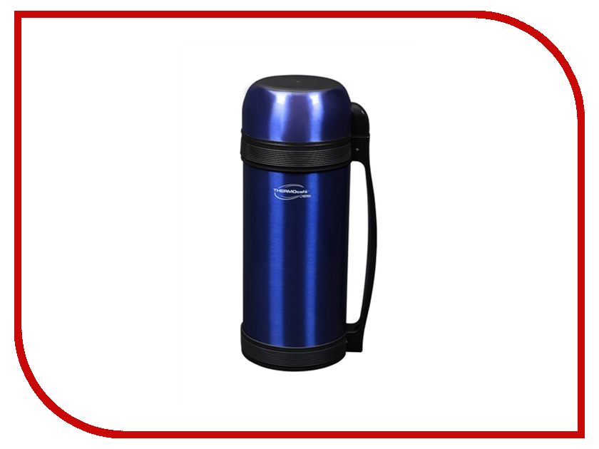 Термокружка Thermos Lucky Vacuum Food Jar with Screw Stopper 2L Blue