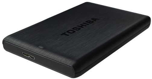 Жесткий диск Toshiba StorE Plus 2Tb Black HDTP120EK3CA