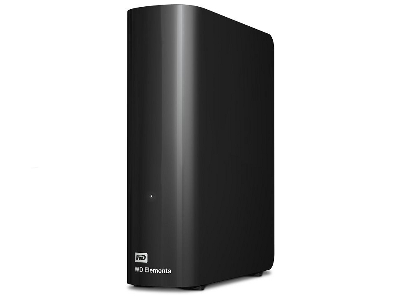 Жесткий диск Western Digital Elements Desktop 3Tb WDBWLG0030HBK