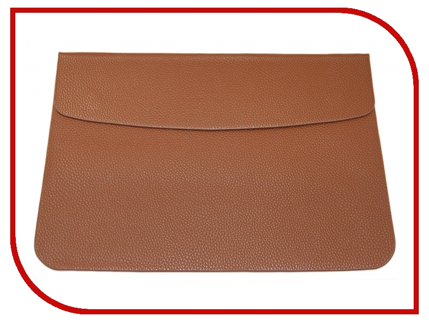 Аксессуар Чехол 13.3 Palmexx MacCase for Apple Macbook Air 13 PX/ McCASE LAET AIR13 BRO Brown PX/McCASE LAET AIR13 BRO<br>