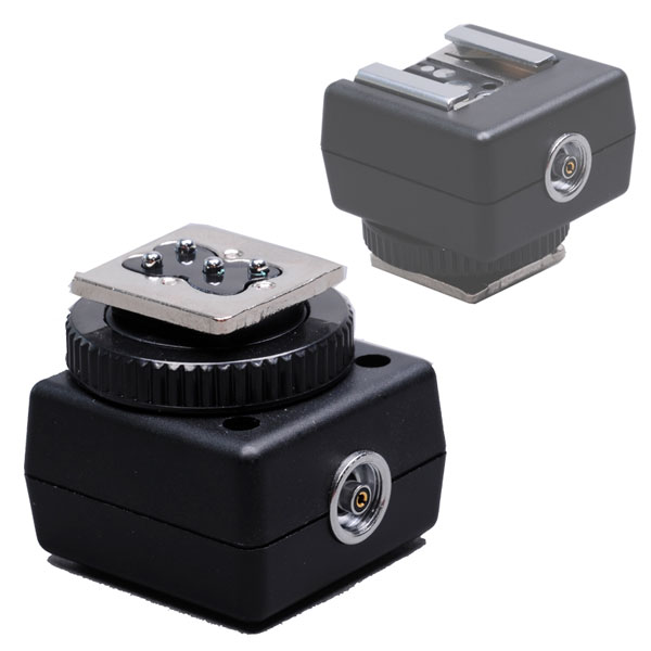 Аксессуар YongNuo FA-696 Hot Shoe Adapter for Nikon