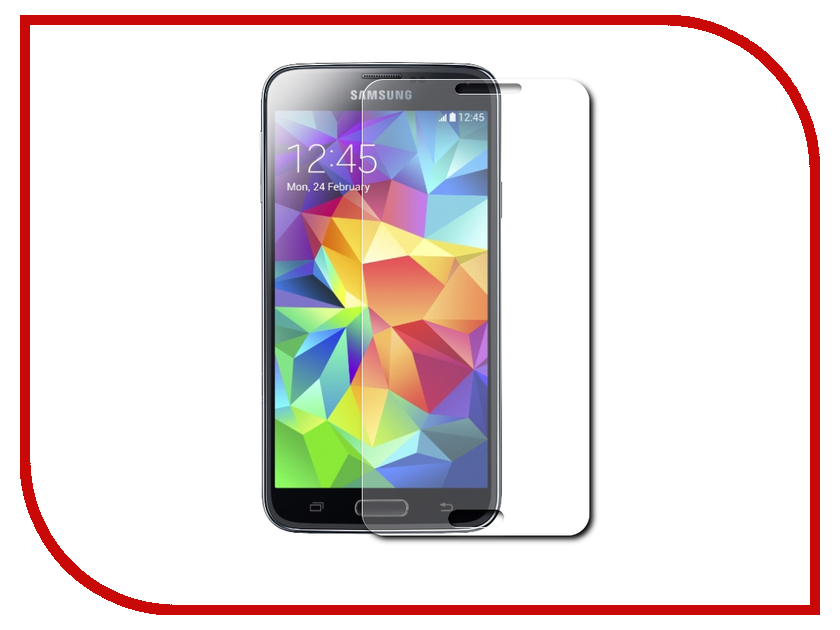 все цены на Аксессуар Защитное стекло противоударное Samsung Galaxy S5 Palmexx PX/SPM SAMS5 BULL