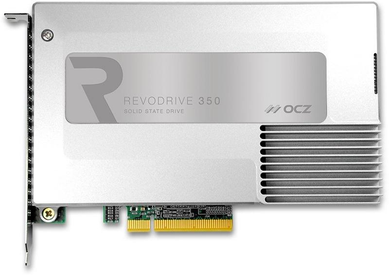 Жесткий диск 240Gb - OCZ RevoDrive 350 RVD350-FHPX28-240G
