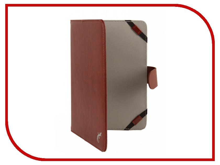 Аксессуар Чехол 7.0-inch G-Case Business универсальный Brown GG-420<br>