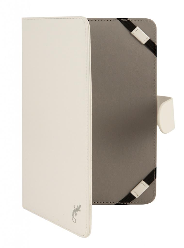 Аксессуар Чехол 7.0-inch G-Case Business универсальный White GG-456<br>