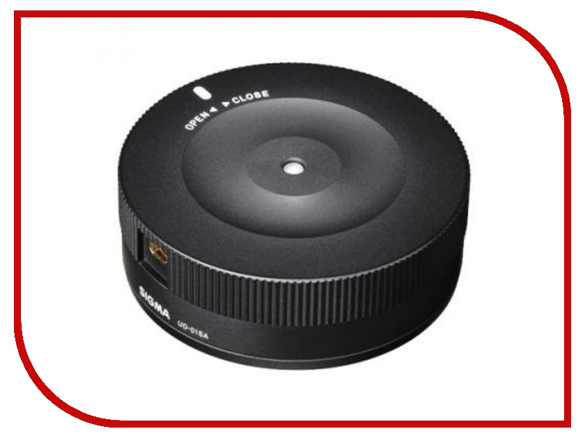 Док-станция Sigma USB Lens Dock for Pentax купить sigma 18 200 мм для pentax