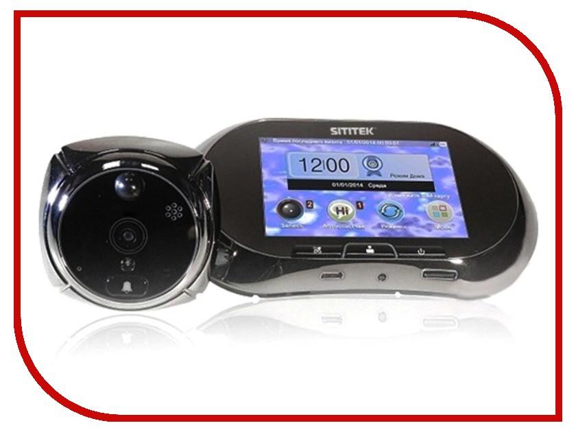 Видеоглазок Sititek GSM