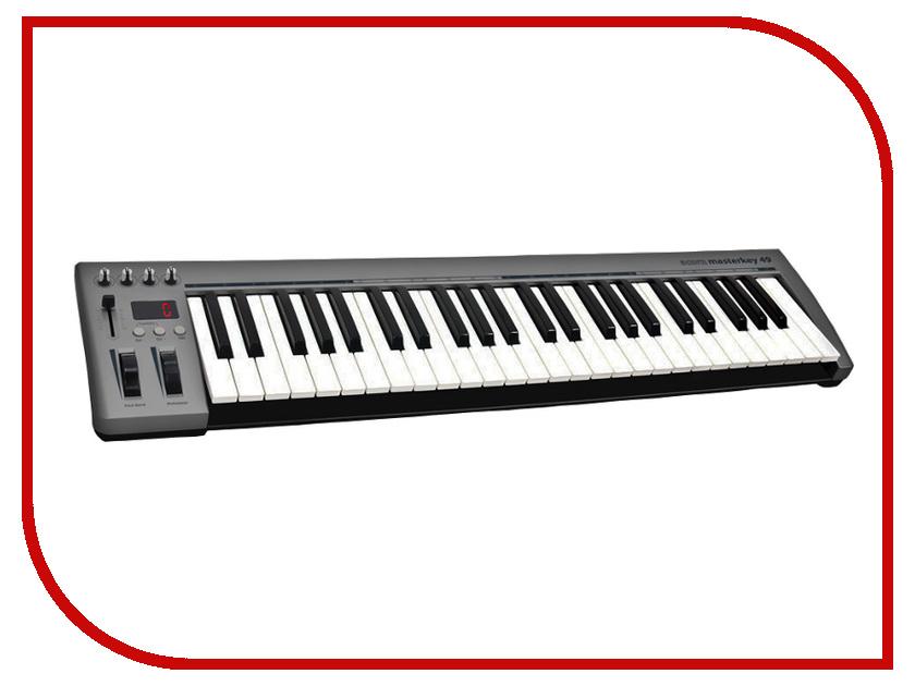 midi-клавиатура-acorn-masterkey-49-usb