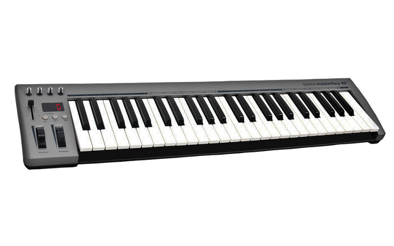 MIDI-клавиатура Acorn Masterkey 49-USB плафон vita acorn copper