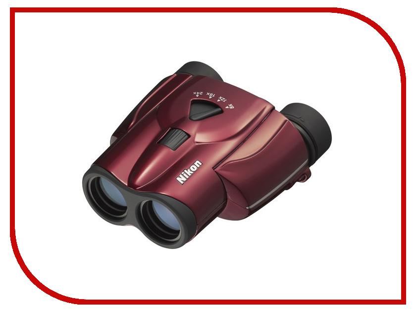Бинокль Nikon 8-24x25 Aculon T11 Zoom Red<br>
