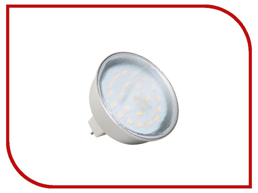 Лампочка Спутник LED GU5.3 4W 220V 4000K 16-GU5.3-4W