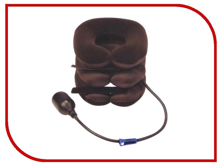 Ортопедическая подушка Fosta F-9010 - реабилитационный шейный надувной воротник Релаксатор стоимость