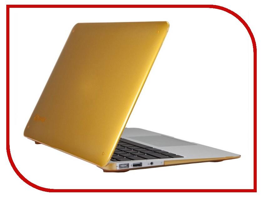 Аксессуар Чехол MacBook Air 11 Speck SeeThru Butternut Squash SPK-A1459<br>
