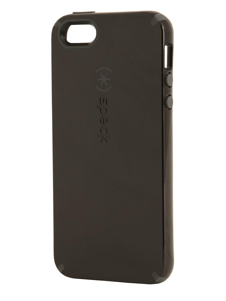 Аксессуар Speck CandyShell for iPhone 5 / 5S Black/Slate SPK-A0476