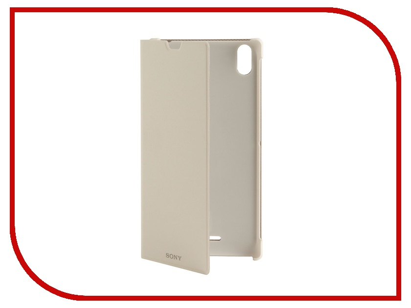 ��������� ����� Sony Xperia T3 Style Cover Stand SCR16 White