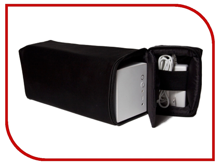 Аксессуар Jawbone Big Jambox Carry Case J2011-03-Case-Rp Black panasonic kx tg8061 rub dect телефон