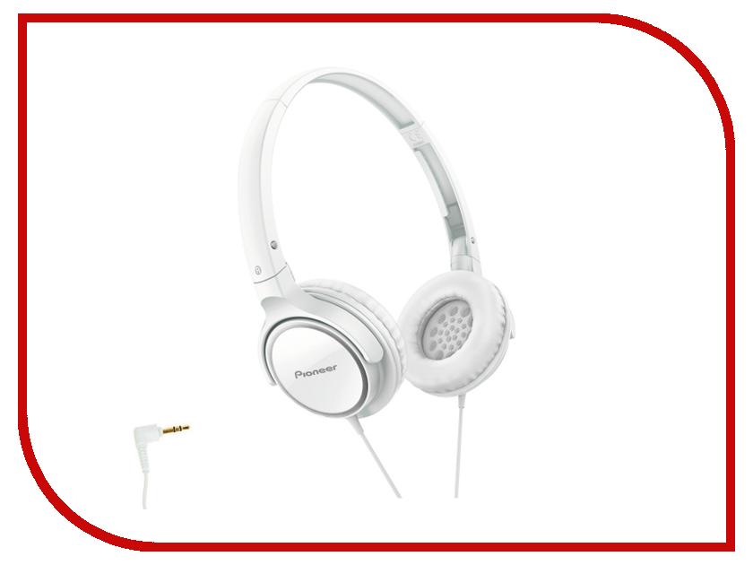 Наушники Pioneer SE-MJ512 White<br>