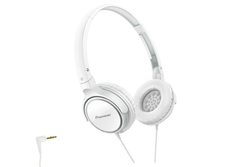 Наушники Pioneer SE-MJ512-W White<br>