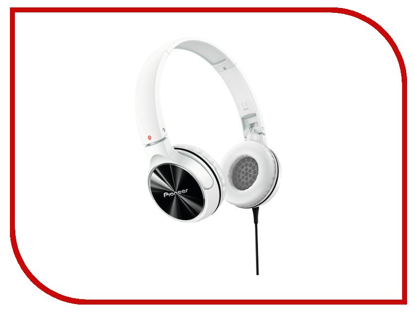 Наушники Pioneer SE-MJ532-W White<br>