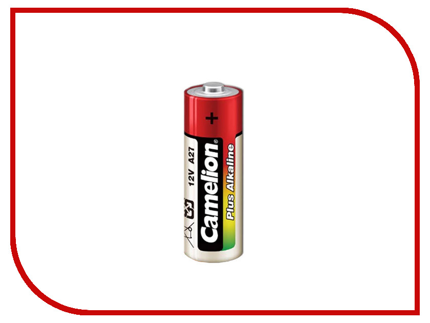 Батарейка A27 - Camelion LR27A BL-5 12V A27-BP5 (1 штука)<br>