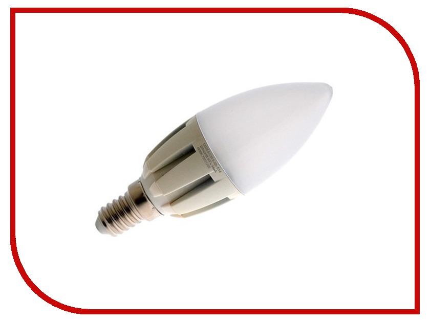 Лампочка Camelion C35 5.5W 220V E14 3000K 445 Lm LED5.5-C35-CL/830/E14<br>