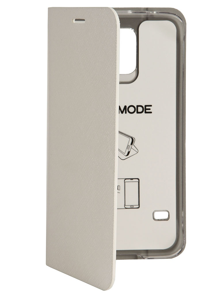 Аксессуар Чехол Samsung Galaxy S5 Anymode Diary Case White F-DMDC000KWH<br>