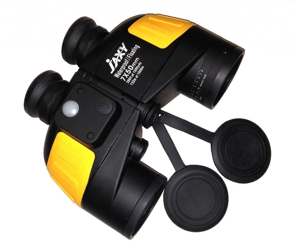 Бинокль Jaxy 7х50 WS02 нетонущий цена и фото