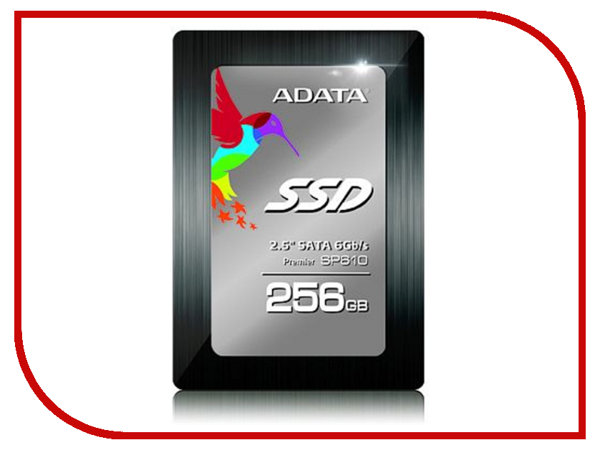 Жесткий диск 256Gb - A-Data Premier Pro ASP610SS3-256GM-C
