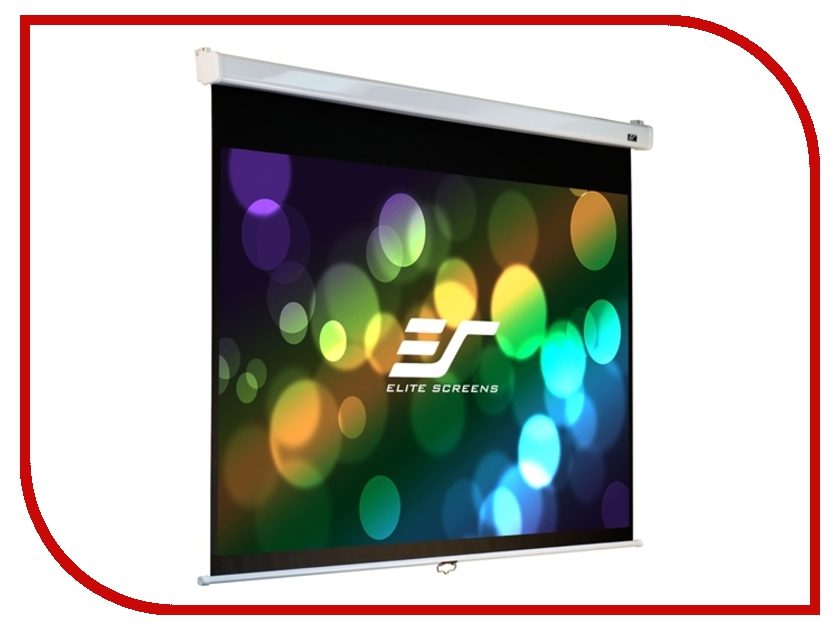 Экран Elite Screens M113NWS1 203x203cm MW White