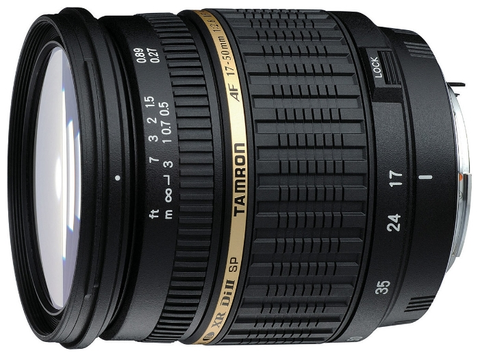 лучшая цена Объектив Tamron SP AF 17-50mm F/2.8 XR Di II LD Aspherical [IF] Minolta A