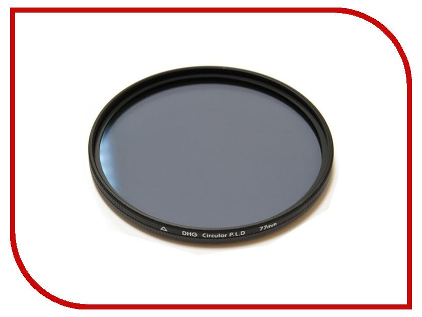Светофильтр Marumi DHG Circular-PLD 77mm светофильтр marumi mc c pl 55mm