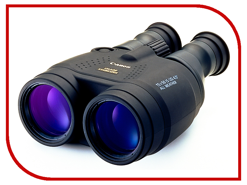 Бинокль Canon 15x50 IS Binoculars