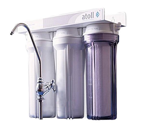 Фильтр для воды Atoll A-313Er / D-31h STD