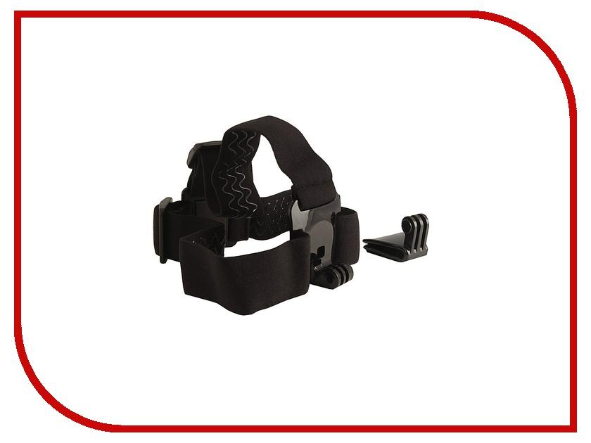 Аксессуар Lumiix GP23WCL Head Strap Mount + Clip c клипсой for GoPro Hero 3+/3/2/1 крепление на голову<br>